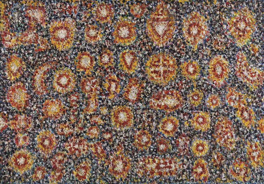 Richard Pousette-Dart (1916-1992) - Artists - Michael
